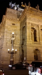 The National Theater of Prague