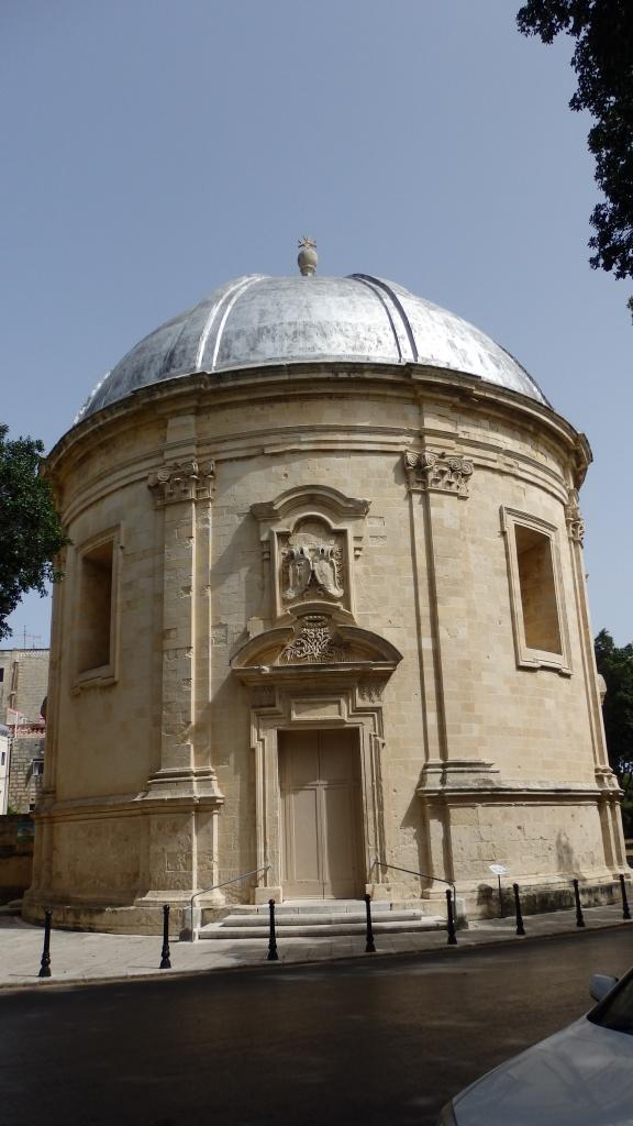 Sarria Church, Floriana, Malta