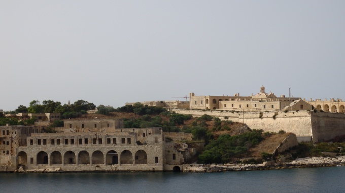 View from the Ferry to Sliema