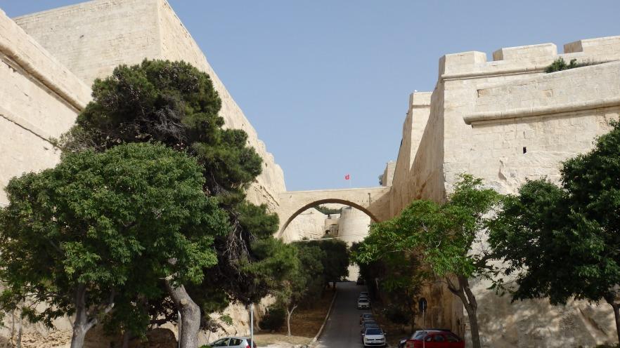 Bastion of Valletta