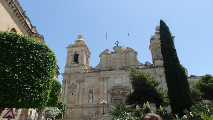 Birgu (Maltese) or Vittoriosa (Italian), Malta