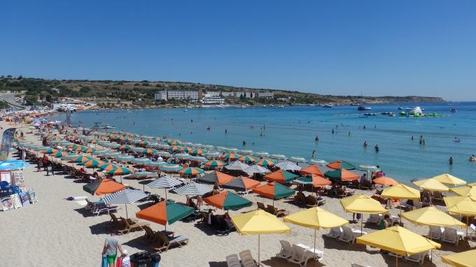 Melliah Bay, Melliah, Malta