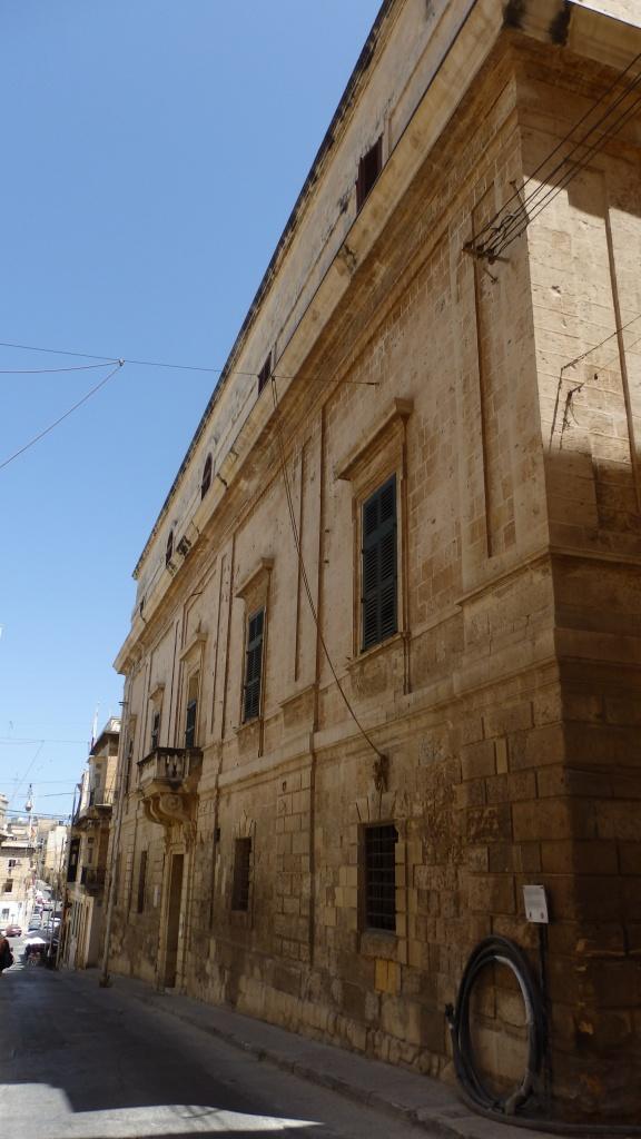 The Palace of the Inquisitor, Birgu (Maltese) or Vittoriosa (Italian), Malta