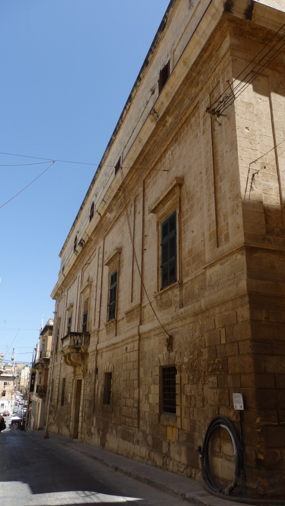 The Palace of the Inquisitor, Birgu (Maltese) or Vittoriosa (Italian), Malta
