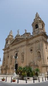 Parish Church Naxxar