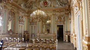 Palazzo Parisio - Ballroom, Naxxar