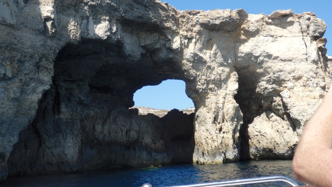 The Blue Window, Comino, Malta