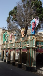 Decorated Stage for the Feast of St. Peter and St. Paul, Rabat, Malta