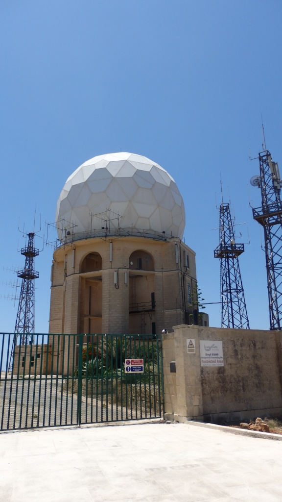 Radar Navigational Transmitting Site, Dingli, Malta