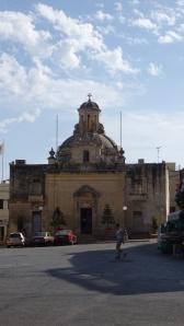 Siġġiewi Parish Chuch, Siġġiewi, Malta