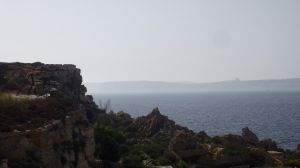 Paradise Bay, Cirkewwa, Malta - Another view from the upper place