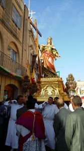The Feast of Elena in Birkirkara, Malta