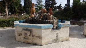 Fountain, Hal Lija, Malta