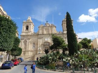Three Cities, Main Church