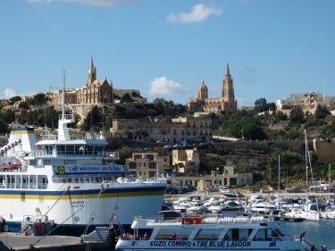 Mgarr Harbor, Gozo