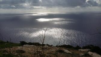 Weather at Dingli Cliffs, Malta