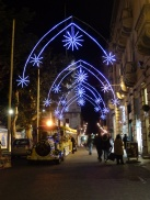 Christmas Lights, Valletta, Malta