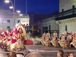 Carnival Competition 2015, Valletta, Malta