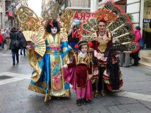 Carnival 2015, Defile, Valletta, Malta