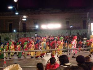 Carnival 2015, Children's Competition, Valletta, Malta
