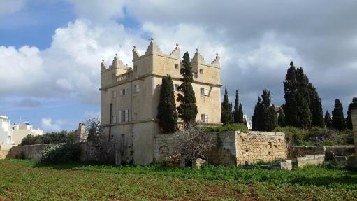 Bubaqra-Tower, Zurrieq, Malta
