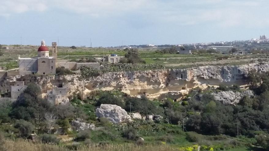Imtahleb Chapel, Bahrija, Malta