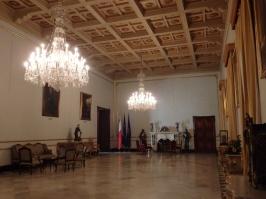 State Room, Palace, Valletta, Malta