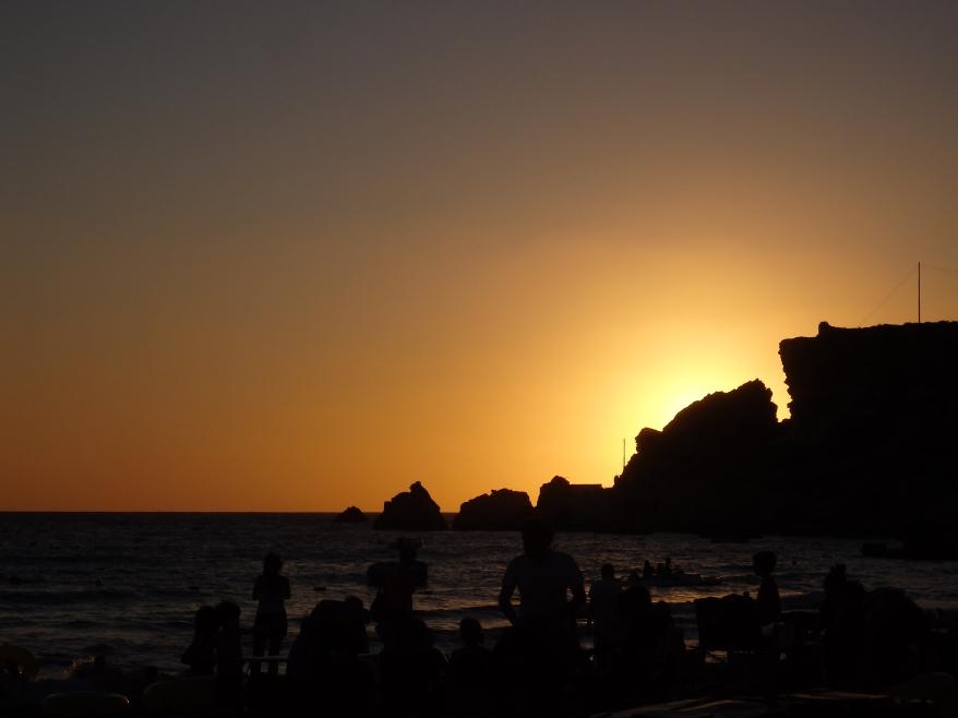 Golden Bay - Sunset