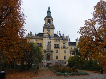 Stockholm - Police Station