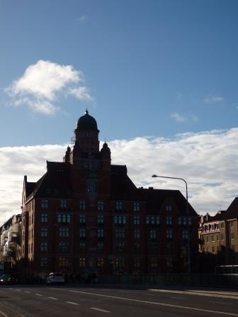 Stockholm - St Eriksgata - Beautiful House