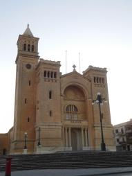 "Malta - Birzebbuga - Church ""Iglesia de San Pedro"""
