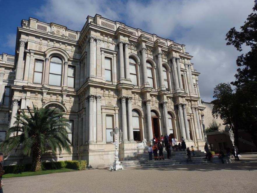 Beylerbeyi Palace in Üsküdar