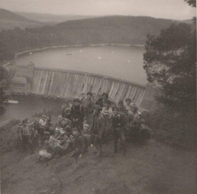 1962 - Dam Edertalsperre