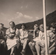 1963 - On the Lake Eder