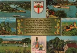 A Postcard from Koblenz