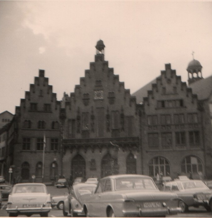 The Roemer to Frankfurt/Main. The Building has been the City Hall for more than 600 years.