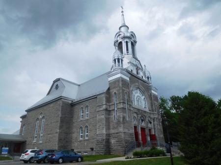 Saint Saveur - Church