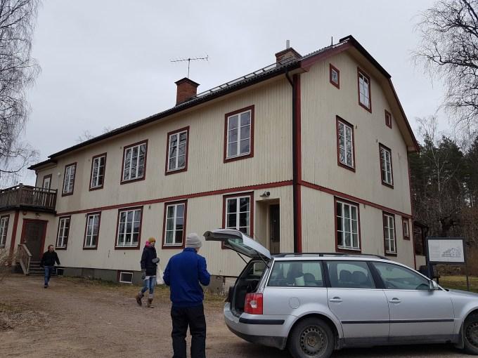 Färnebo Folkhögskola, Österfärnebo
