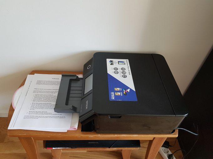 My New Printer XP.8606