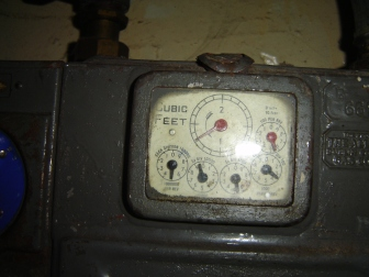 The Old Gas Meter